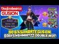90,8 % Winrate Gusion, Doofenshmirtzz Double MVP Gameplay [ Doofenshmirtzz Gusion ] Mobile Legends
