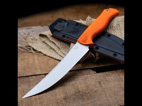 Knife review: First look at the Benchmade Meatcrafter