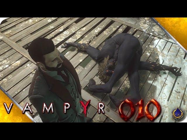 VAMPYR 💉 [010] Vampir-Yoga