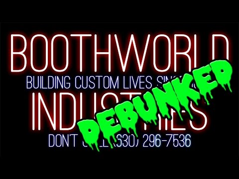 Boothworld Industries Debunked