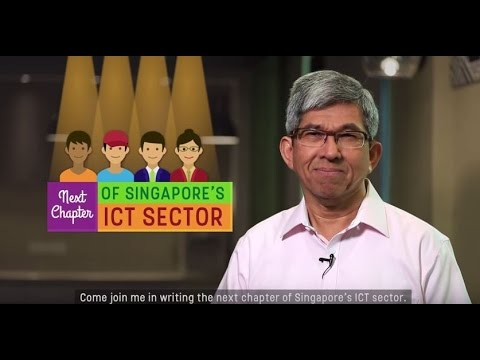 MCI COS 2016 - Building a strong Singapore Core in the Infocomm Media Sector