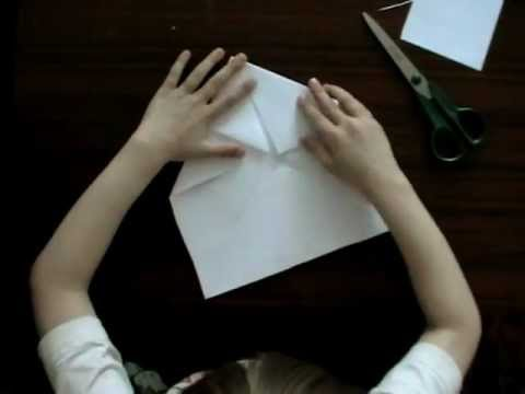 Пароход из бумаги. Мастер-класс от Насти (6,5 лет)