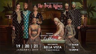 Food, Fashion, Lifestyle, wedding dress & Home Decor Exhibition   ThePoshAffair - By Preet Bagga