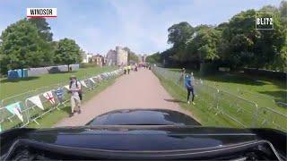 Royal Wedding, la parata di Harry e Meghan dopo il matrimonio: ecco il percorso in città
