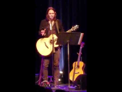 Myles Kennedy Future Song Benefit 12/15/2016