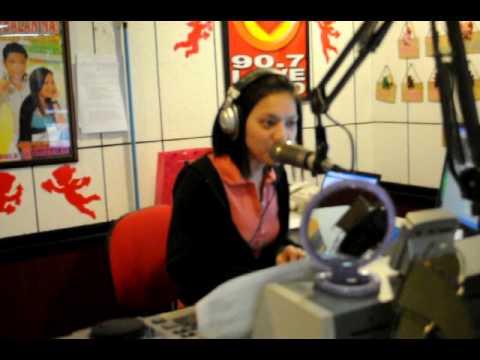 kristinedera@love radio 90.7