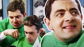 Time For A HAIRCUT, Bean! | Mr Bean Full Episodes | Mr Bean Official