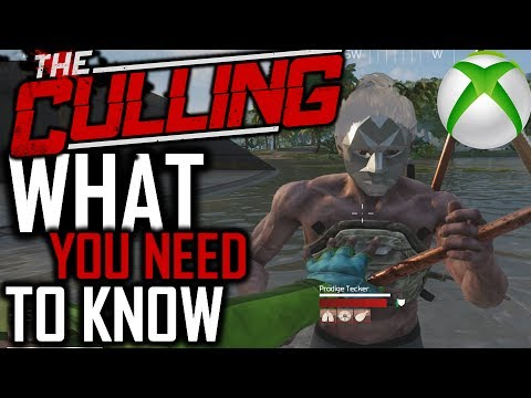 The Culling Xbox One - Game-Play Basics /First Impressions