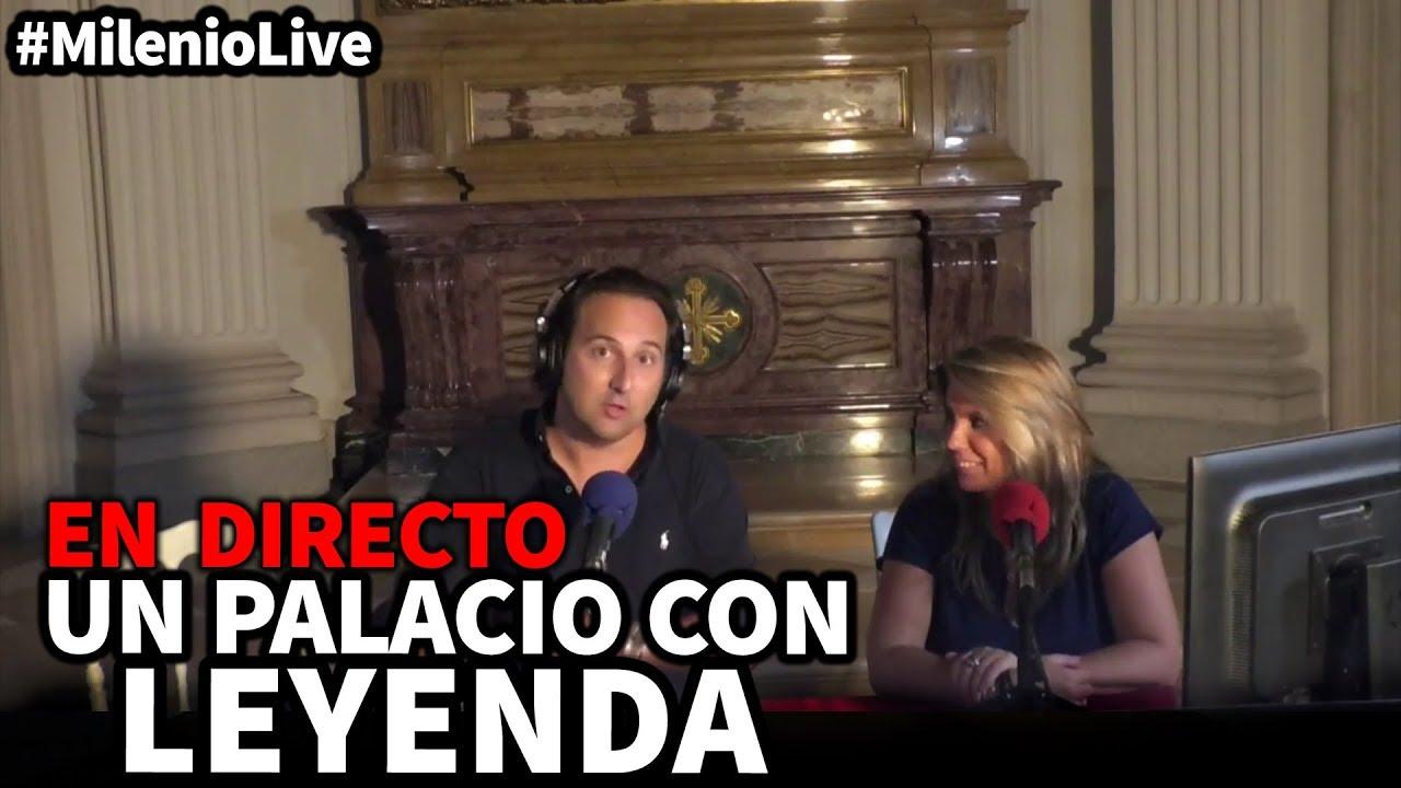 Milenio Live – Un palacio con leyenda – ikerjimenez.com