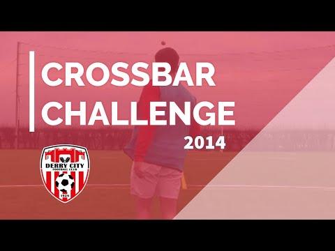 Derry City FC Crossbar Challenge