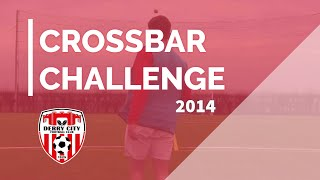 Derry City FC Crossbar Challenge