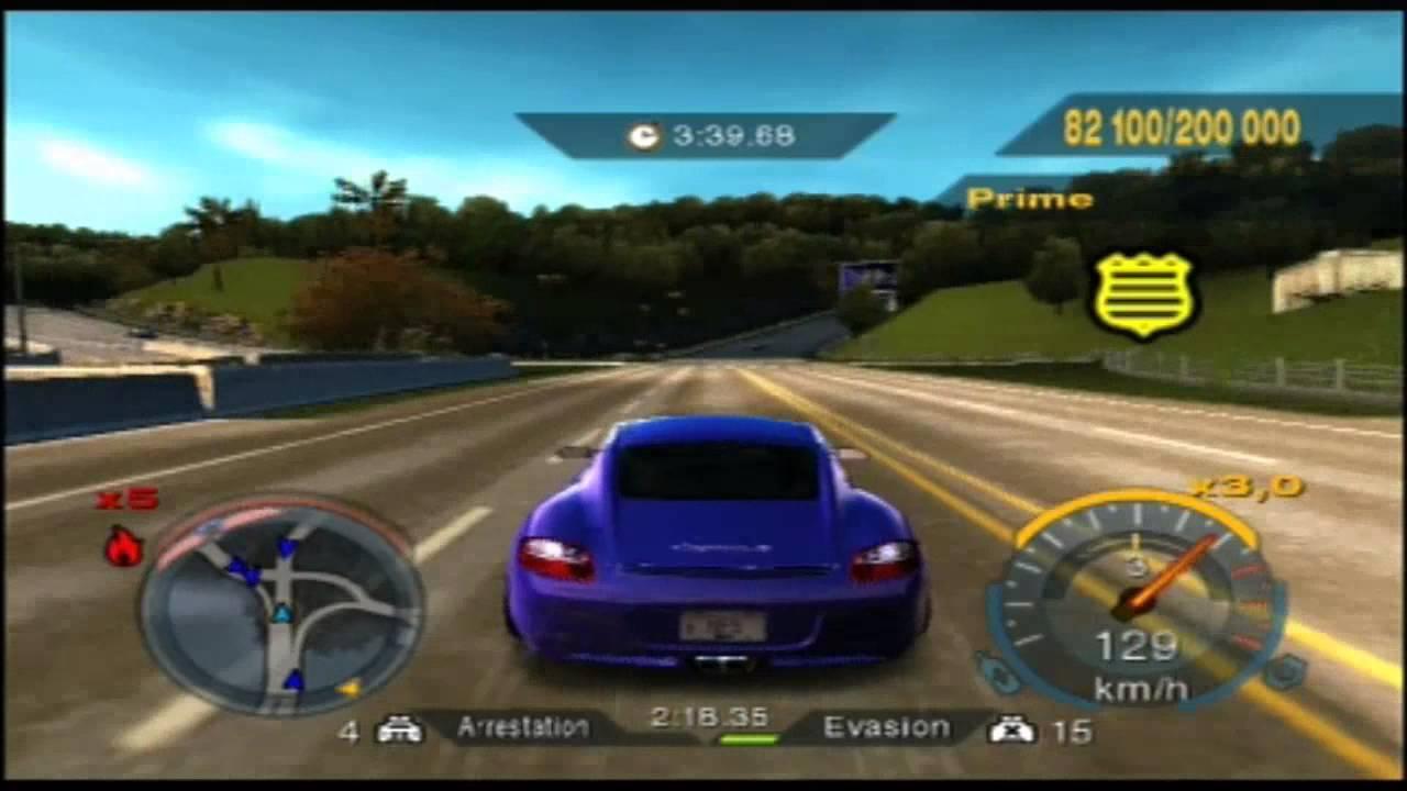 PS2 NFS Undercover Carrer Mode #083 Prime de Belletown ...