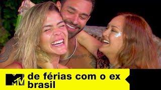 Todo mundo se pegando | De Férias com o Ex Brasil Ep. 01