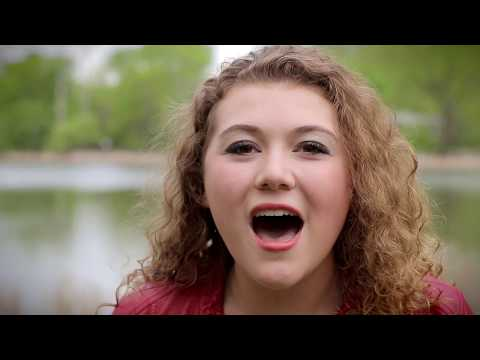 Don't Worry - Emily Albert-Stauning (Official Video)