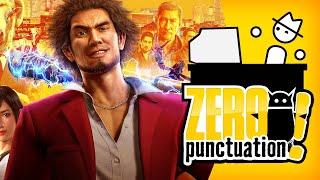 Yakuza: Like A Dragon (Zero Punctuation) (Video Game Video Review)