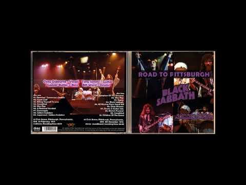 Black Sabbath 1976.12.08 Pittsburgh Civic Arena