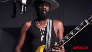 "Gary Clark Jr. Voodoo Child"" on Apollo Theater's Let's Stay In This Together 6/4/20"