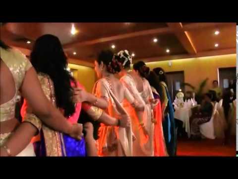 ♥  Thilanka N nimesha Surprise Wedding Dance  ♥