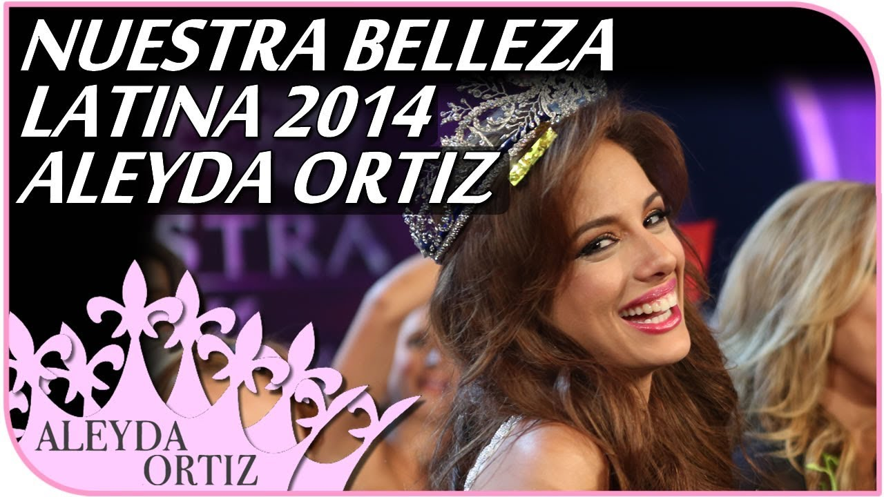 nuestra belleza latina 2014 - YouTube