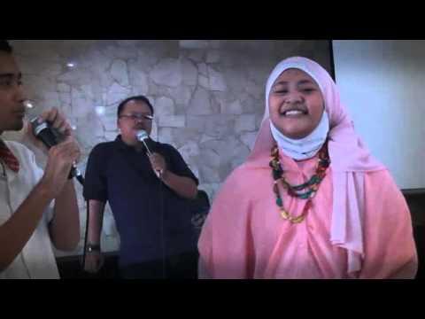 Lirik lagu Saat Kuterjaga (duet with Iwan Wiradz)