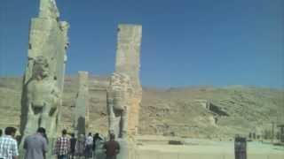 ROAD TO IRAN 2013: Persepolis - Taktht-e-Jamshid