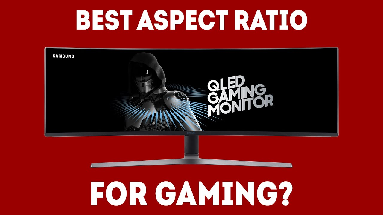 Best Aspect Ratio For Gaming - Which Should I Choose? [Simple]