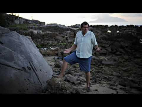 The man searching for pirate treasure in the Seychelles