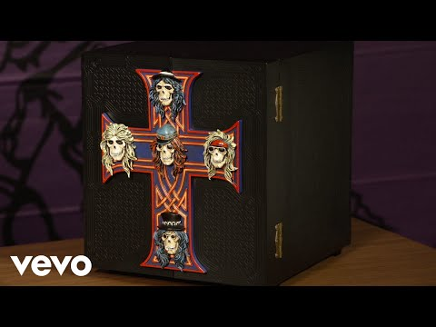 Guns N' Roses - Appetite For Destruction - Locked N' Loaded (Piece-By-Piece Unboxing)