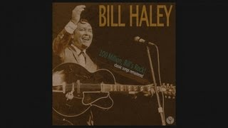 Bill Haley - Crazy, Man, Crazy (1953)