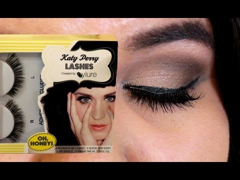 Katy Perry Lashes Review & Demo