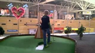Мини гольф 2