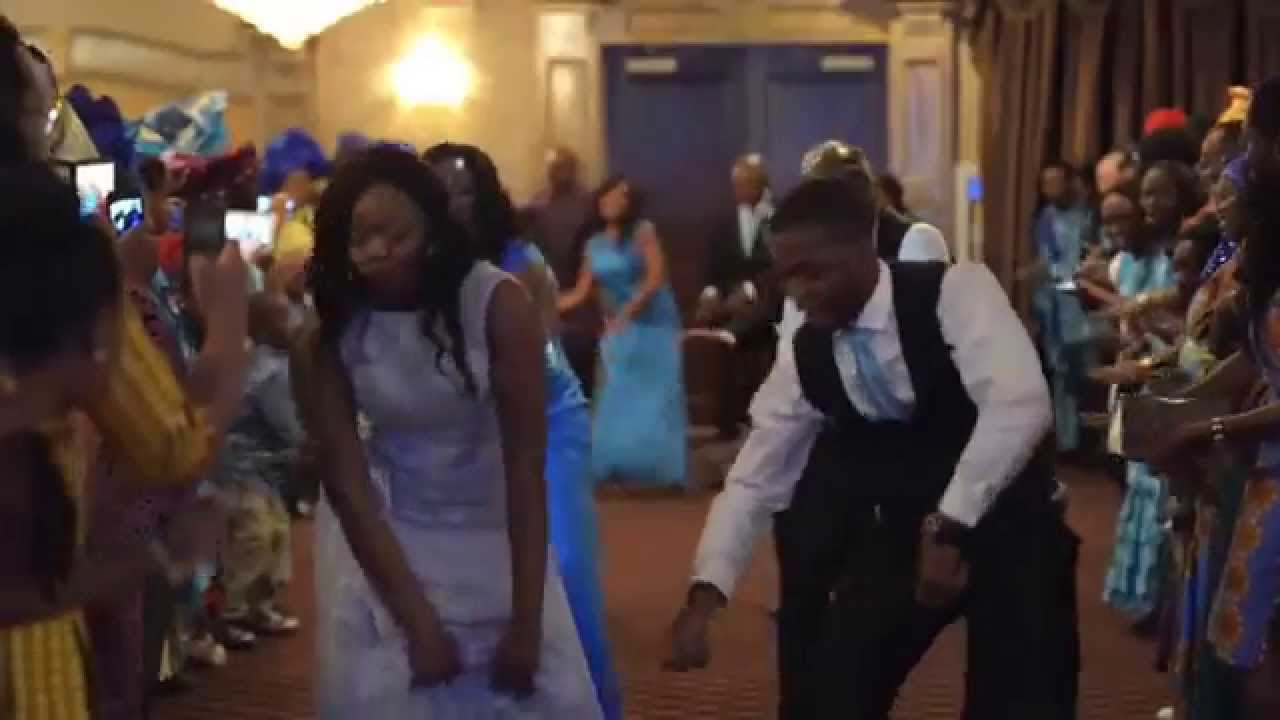 Best Nigerian Wedding Bridal Party Dance Like You Have