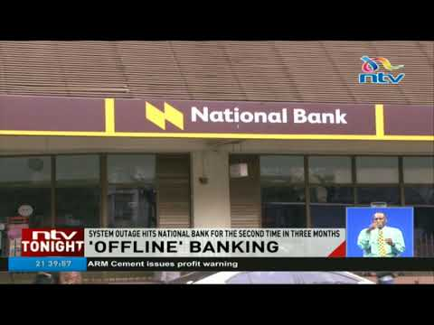 National Bank services paralysed after system hitch
