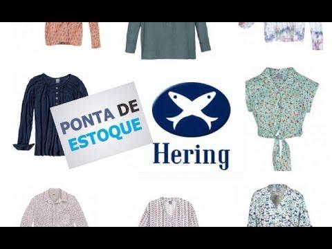 6395282c236 HERING PONTA DE ESTOQUE MARIA MARCOLINA