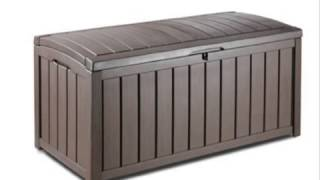 Keter Deck Box 101-gallon