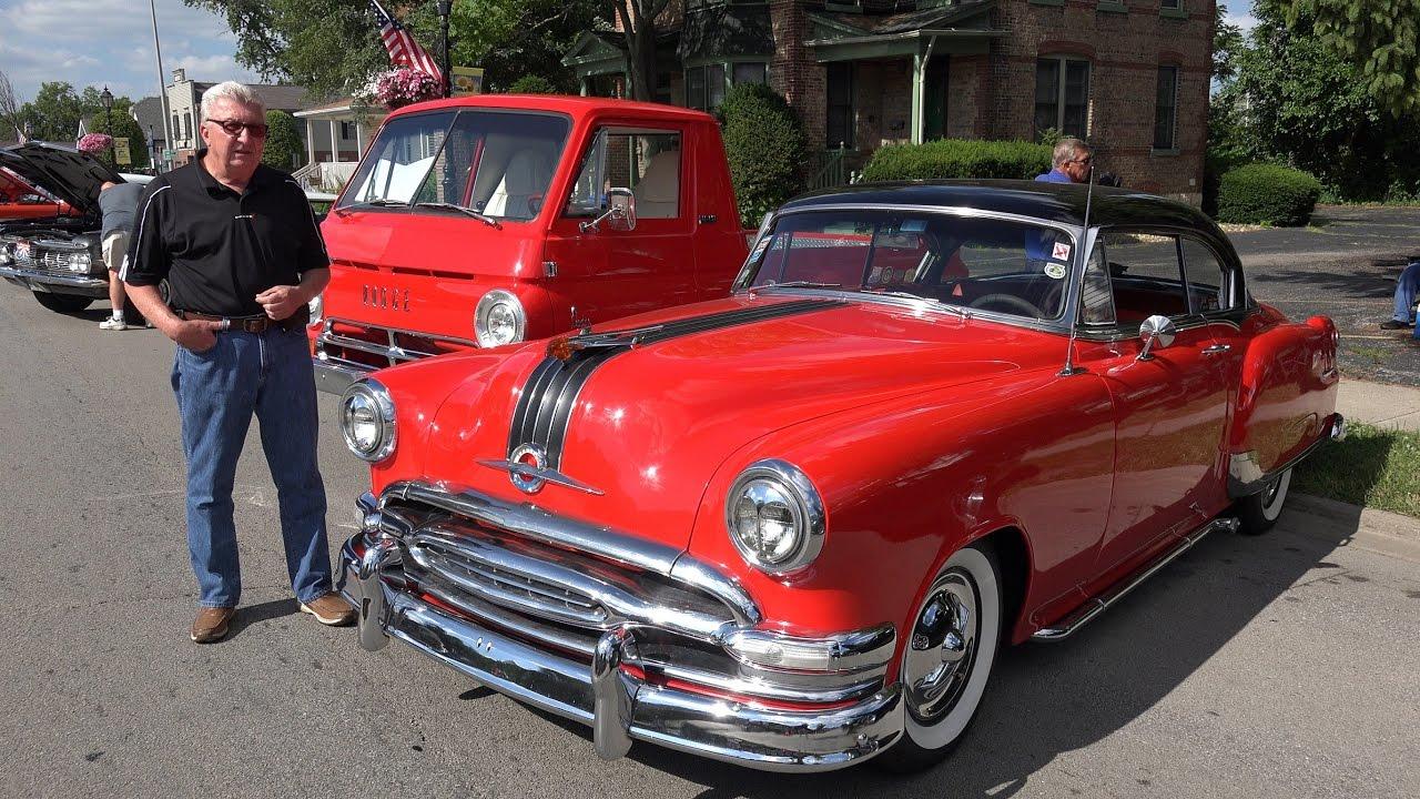 1954 Pontiac Chieftain Impressive Youtube Star Chief Catalina