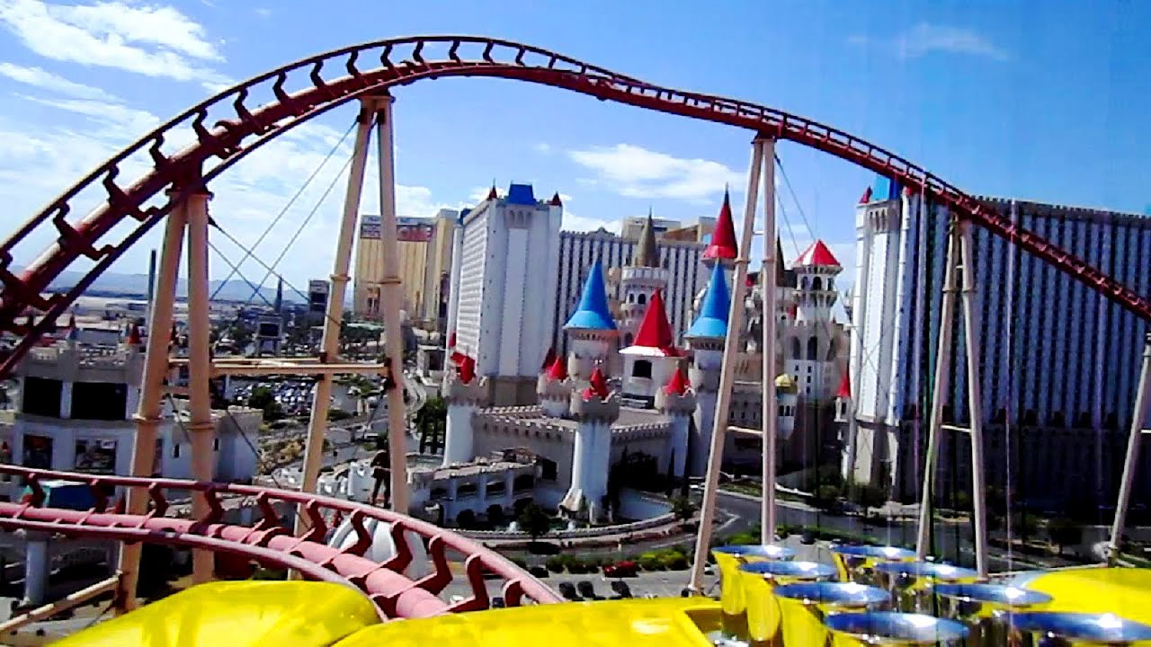 free attractions in las vegas with myvegas app