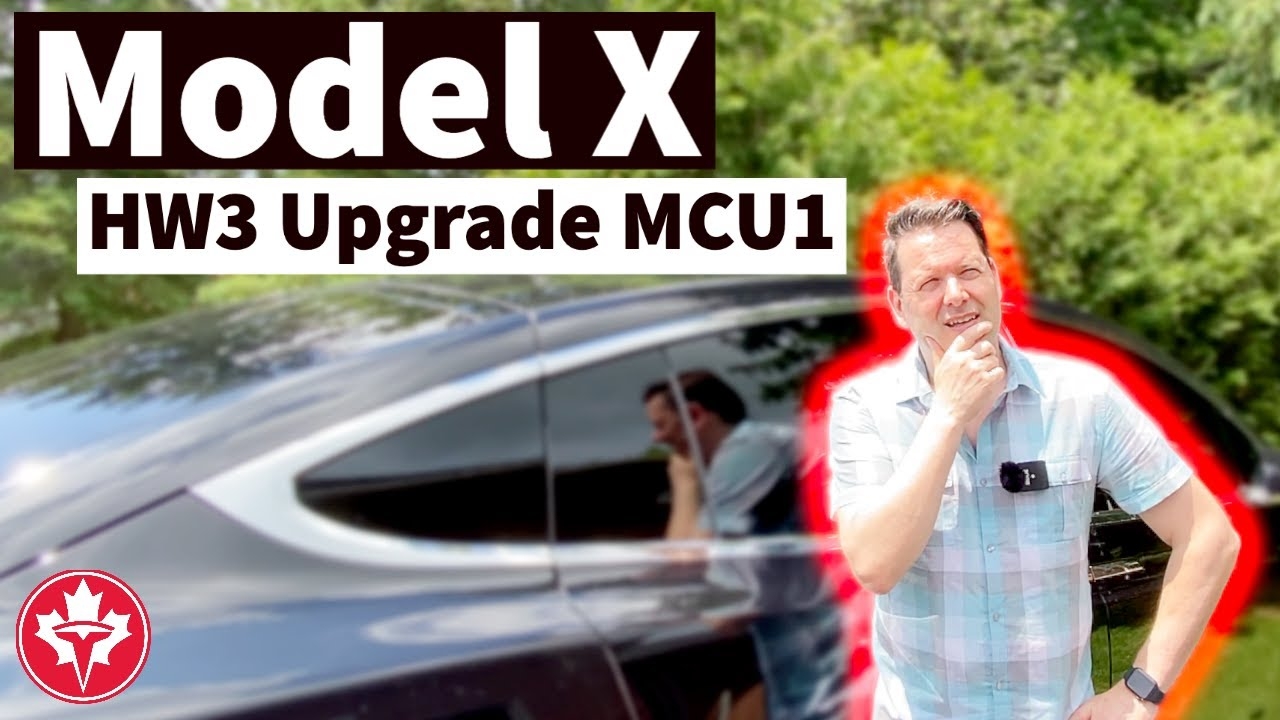 Tesla Model X HW3 Upgrade has no FSD Preview with MCU1! 😭 (applies to Model S as well)