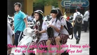 Hiến tế tuổi Học Trò : Sáng tác: Lm.Thanh Bình, Thể hiên Tuấn Trung
