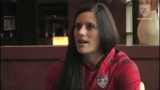 Ali Krieger: On the Road to Recovery