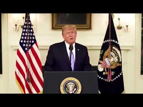 Trump janji peralihan kuasa berjalan lancar