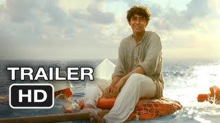 Life Of Pi Trailer (2012) Ang Lee Movie HD