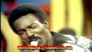 WILSON PICKETT - I'M IN LOVE. LIVE TV PERFORMANCE 1972