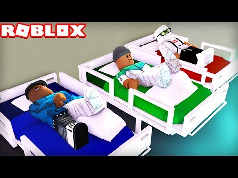 WORST HOSPITAL IN ROBLOX