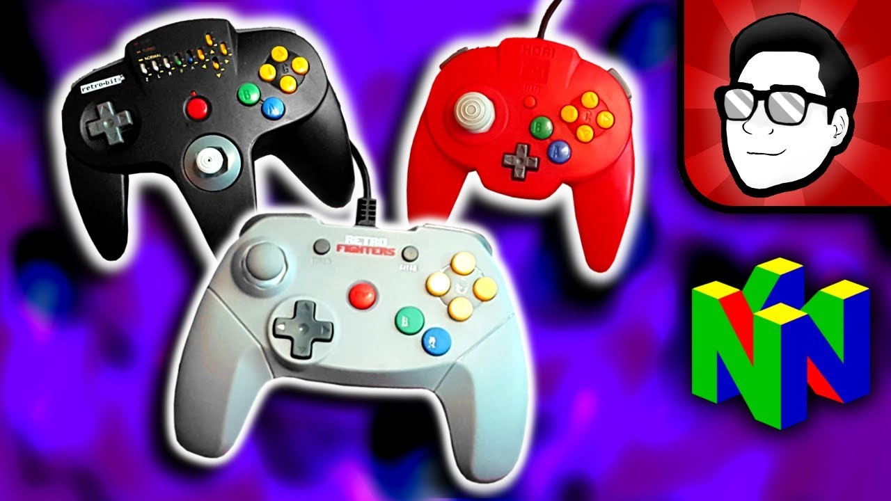 What is the BEST N64 Controller? | Nintendrew