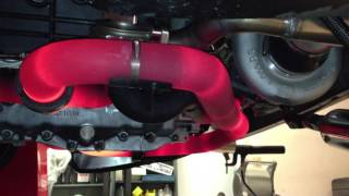 Motor Werks Racing: Porsche 964 Turbo 3.6 on Dyno