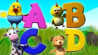 ABC Canzoni per imparare   filastrocche per bambini   Learn Abc   Cantiamo L'alfabeto   ABC Songs