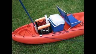 Cheap simple fishing Kayak
