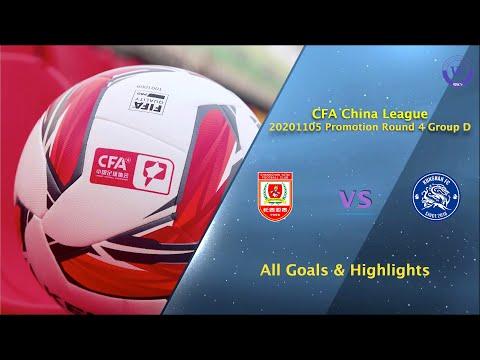Changchun Yatai Kunshan Goals And Highlights