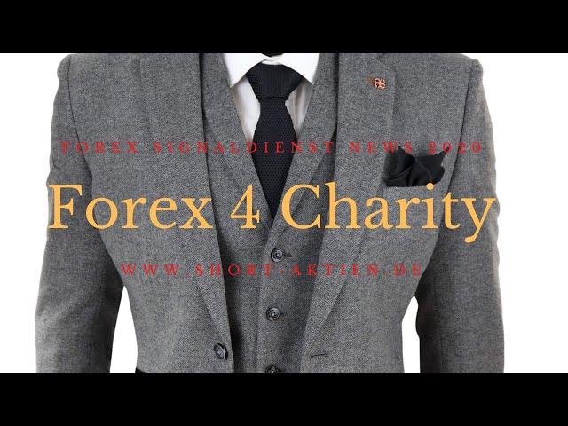 Forex for Charity - NEWS 2020 - gestartet